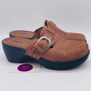 Crocs Women's Cobbler Buckle Clog 15513 Size 9